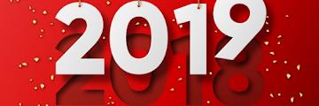 10 Ucapan Selamat Tahun Baru 2019 Yang Bisa Kamu Bagikan atau Dijadikan Status