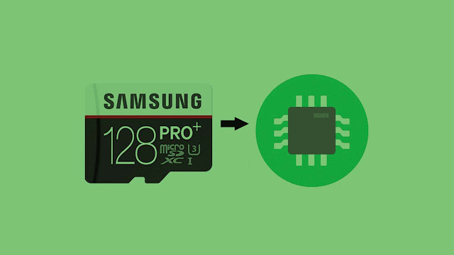 Cara Menggunakan Kartu SD Sebagai Penyimpanan Internal Android