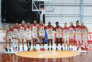 Ituano FC (SP) Campeão Brasileiro Feminino de Basquetebol de 2021