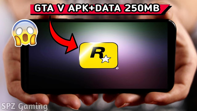 Download GTA V On Android 100% Working 250MB High Graphics (NO ROOT)