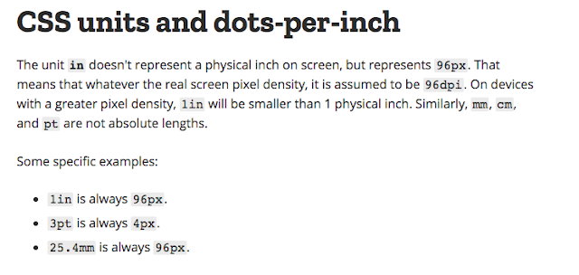 CSS units and dots-per-inch
