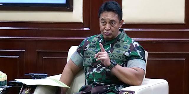 Hanya Jenderal Andika Perkasa yang Mampu Basmi Penyusupan PKI di TNI, Jika Jadi Panglima TNI