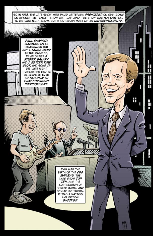 David Letterman - 10