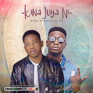 """MUSIC: Musa Africa Ft.Dj Ab – Kina Juya Ni   Sabuwar wakar Musa Afrca """"kina juyani"""" wannan waka dai zaku jita haɗe da yaren turanci ,  sai ku sauke wakar don jin daɗin ku.   KADAN DAGA CIKIN BAITIN WAKAR :    - Kece kike juyamin kwakwalwa   - Zuciyata kece kika sace   - Kina juayan tunani   - Yazama dole in kulata   -"""