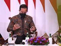 Presiden: Tetap Waspada Atur Keseimbangan di Kuartal Ketiga 2021