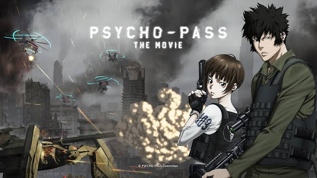 Psycho-Pass Movie BD Subtitle Indonesia