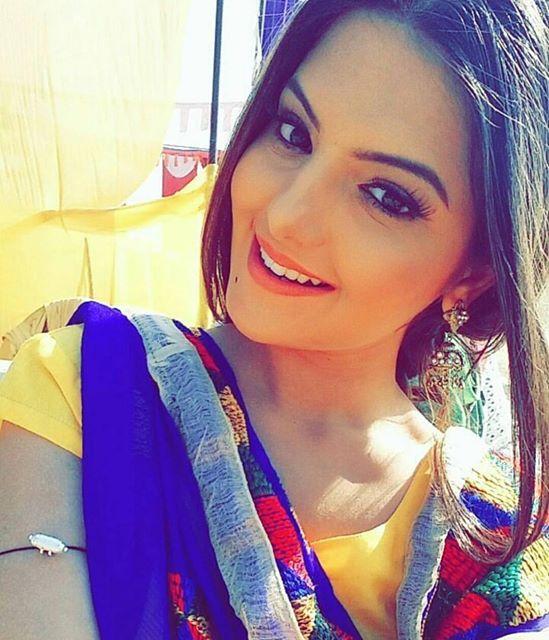 Punjabi Models Sara Gurpal And Tanvi Nagi New 2016 Images -5588