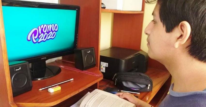 PROMO 2020 - LA PRE: Programa de TV les facilitará transición a la educación superior