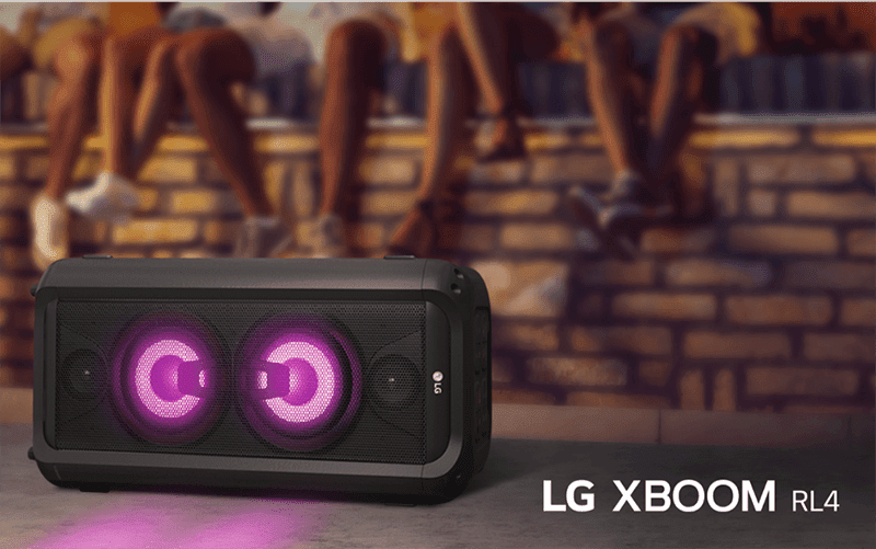LG launches new XBOOM line of speakers in the Philippines