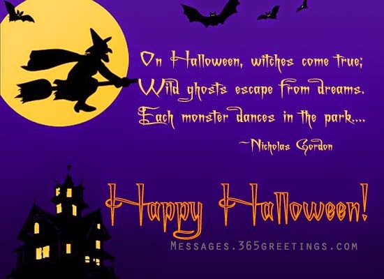 #80+ Happy Halloween 2016 Quotes, Sayings, One Liners, Status,