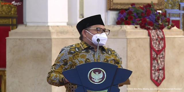 Cak Imin: Prestasi Pak Jokowi Tangani Covid Berhasil!