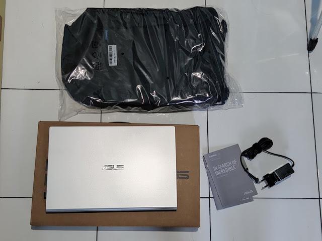 Paket Penjualan Asus M409BA