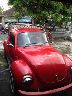 Dijual VW Kodok 1303 Tahun 1974