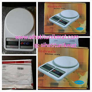 elecronic kitchen scale sf400