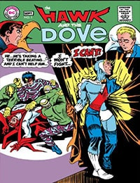 Read The Hawk and the Dove comic online