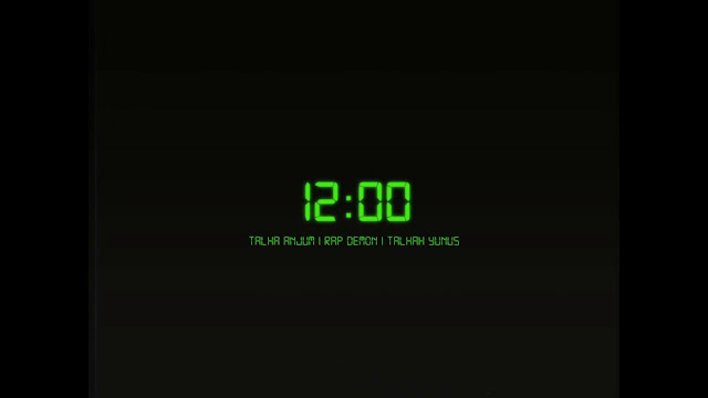 12 BAJAY SONG LYRICS - Talha Anjum | Rap Demon | Talhah Yunus | (Prod. by Rovalio) Lyrics Planet
