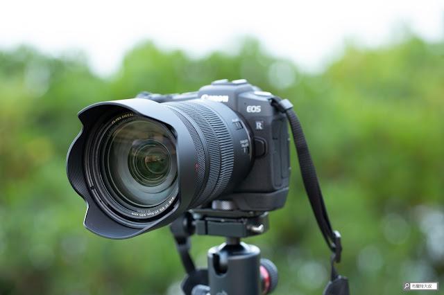 RF & EF 24-105mm 鏡頭實測