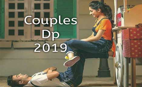 Romantic Couple DP 2019 for Whatsapp and Facebook Profile