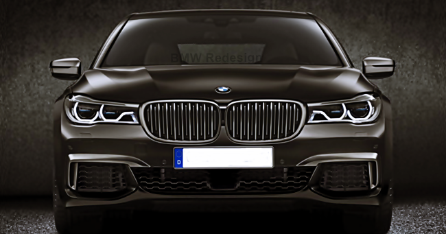 Bmw M760li Xdrive Comes With 600 Hp V12 Bmw Redesign