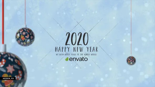 Videohive - Christmas 2020 25099736