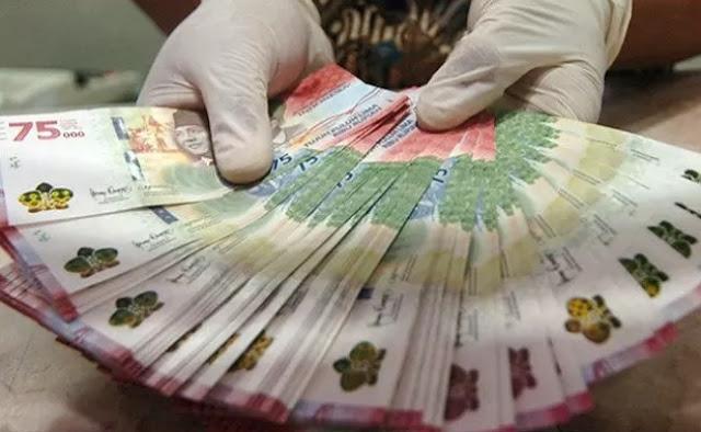 Lebih Keren Pakai Pecahan Rp75 Ribu untuk Uang THR Lebaran