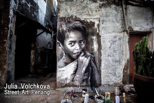 Julia Volchkova Penang Art