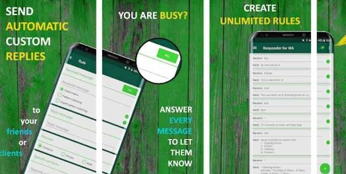 Cara Balas Pesan Whatsapp Otomatis Di Android 100% Work