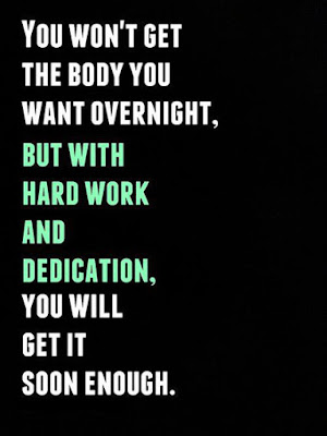 Workout Dedication Quotes