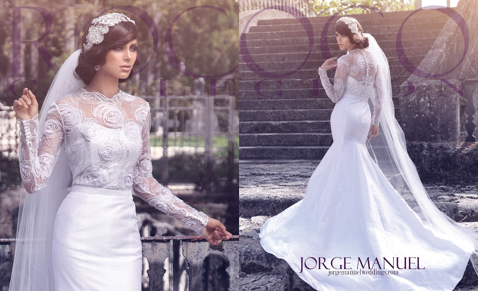 Jorge Manuel Weddings Jorge Manuel New Campaign Ads Will Soon Grace
