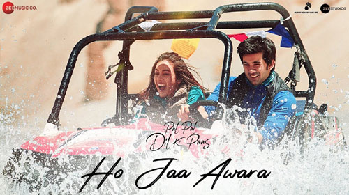 Ho Ja Awara Lyrics - Pal Pal Dil Ke Paas