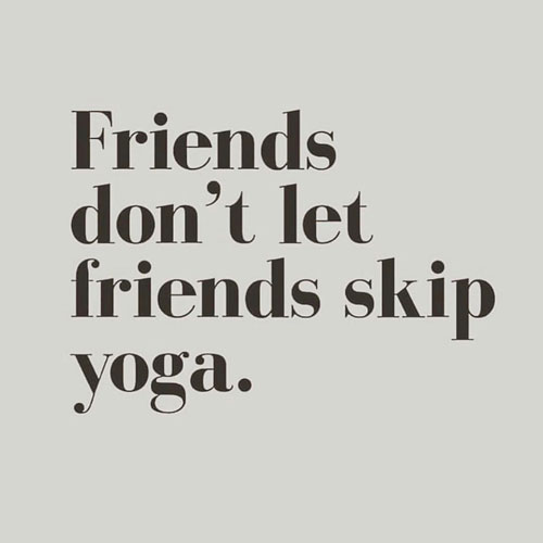 27 Truly Inspiring Yoga Quotes for Your Daily Practice. 27 Inspiring Images to do yoga. Inspirational & Motivational Quotes via thenaturalside.com | #quotes #yoga #sayings #meditation