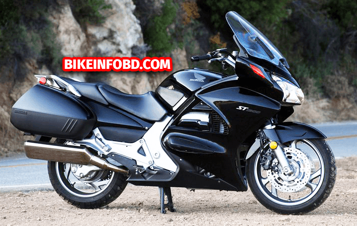Honda ST1300 Pan-European Specifications, Review, Top Speed, Picture, Engine, Parts & History