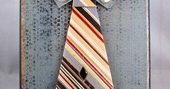 Card Craze: Origami Shirt and Tie
