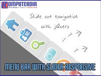 Cara Membuat Menu Bar Dengan Gaya Slide Responsive
