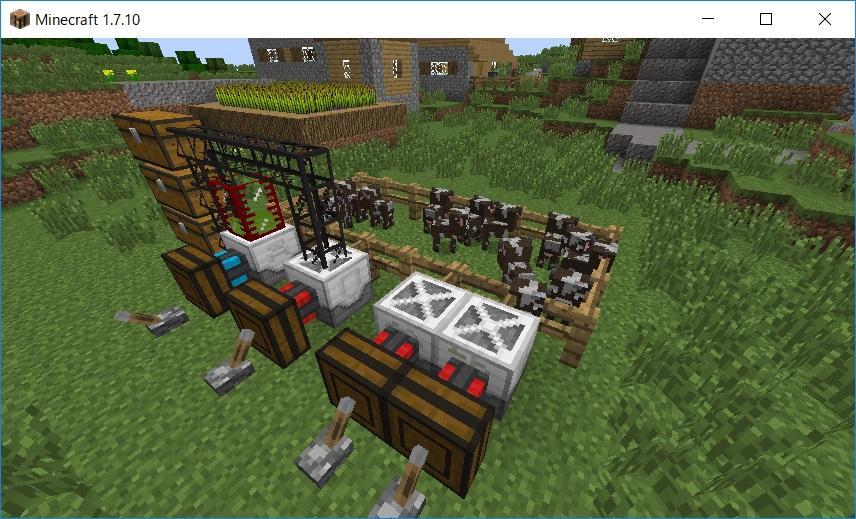 MaocatWebSite » Minecraft1.7.10 MOD[UgoCraft]