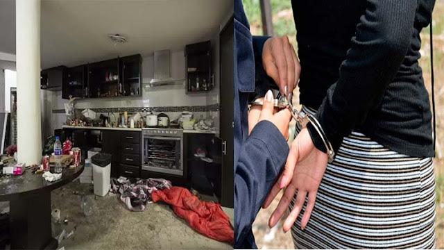 """Lilia y Celia le hacían de comer a """"El Chapo"""" trabajaban como empleadas domesticas, hoy están presas y buscan librar la cárcel."""