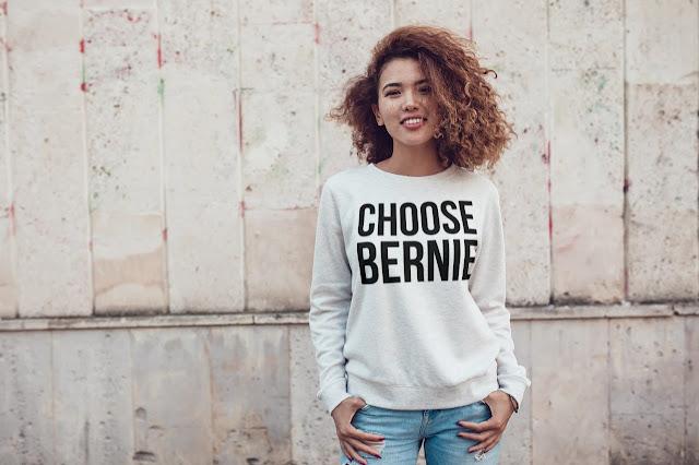 Choose Bernie 2020 shirt