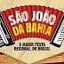 Santo Antônio de Jesus é contemplada em edital da Bahiatursa com R$ 100 mil para o São João