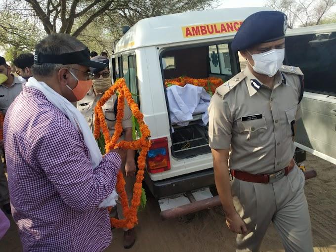 विष्णुदत्त विश्नोई आत्महत्या प्रकरण में नया मोड़  -  राजगढ़ पुलिस थाना स्टाफ ने आईजी बीकानेर को लिखा पत्र,   साथ मे पढ़ें विश्नोई का सुसाइड नोट