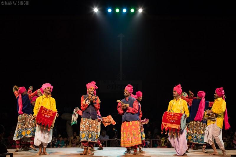 Dhangari Gaja Folk Dance Maharashtra