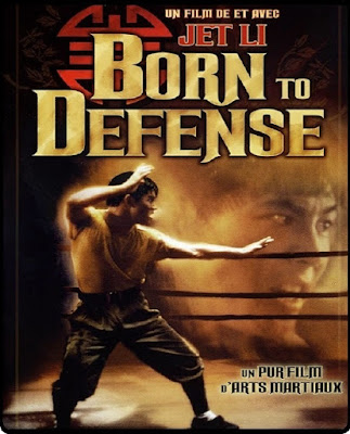 Born to Defense (1986) Dual Audio 720p | 480p WEB-DL ESub x264 [Hindi – Eng] 950Mb | 300Mb