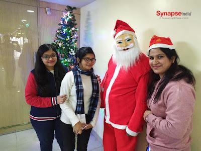 SynapseIndia-Christmas-celebration-2019