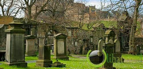 Greyfriars Kirk - Edinburgh, Skotlandia