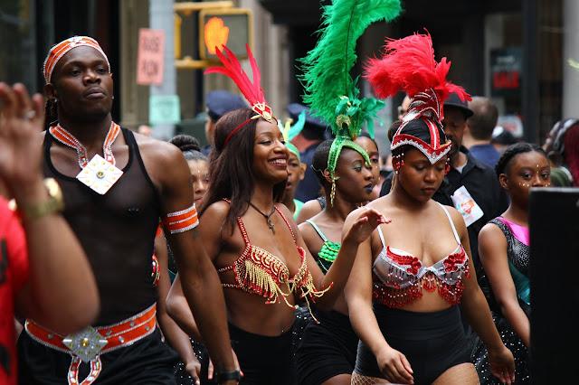 grupo danza caribeña