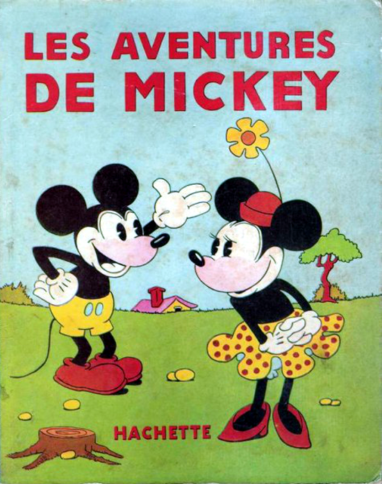 French Albums Mickey 1