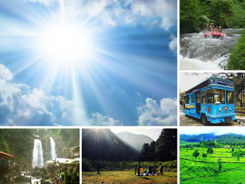 Wisata musim kemarau di Bandung
