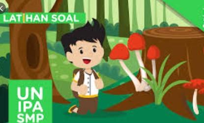 Soal ujian Sekolah IPA untuk SMK SMP dan SD terbaru dengan basis HOTS