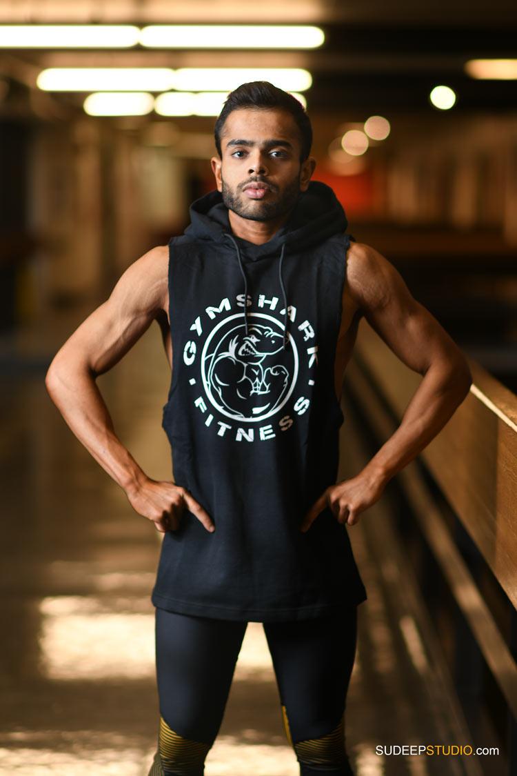 Professional Body Building Fitness Photography Indian Male Model Portfolio SudeepStudio.com Ann Arbor Photographer