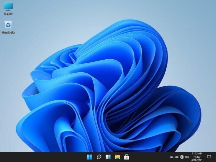 Tải bộ cài nguyên gốc Windows 11 Insider Preview 21H2 Build 22000.132 ISO - Link Google Drive, OneDrive