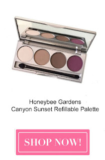 honebee gardens canyon sunset palette